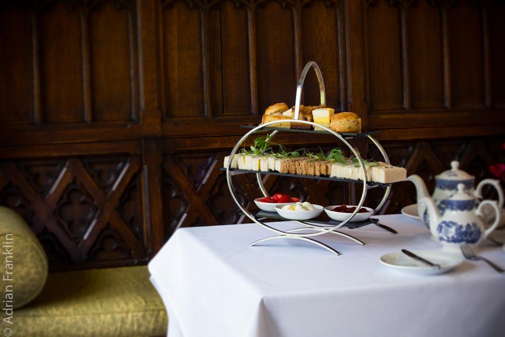 Afternoon Tea, Chilworth Manor
